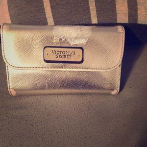Victoria's Secret wallet. Normal wear!